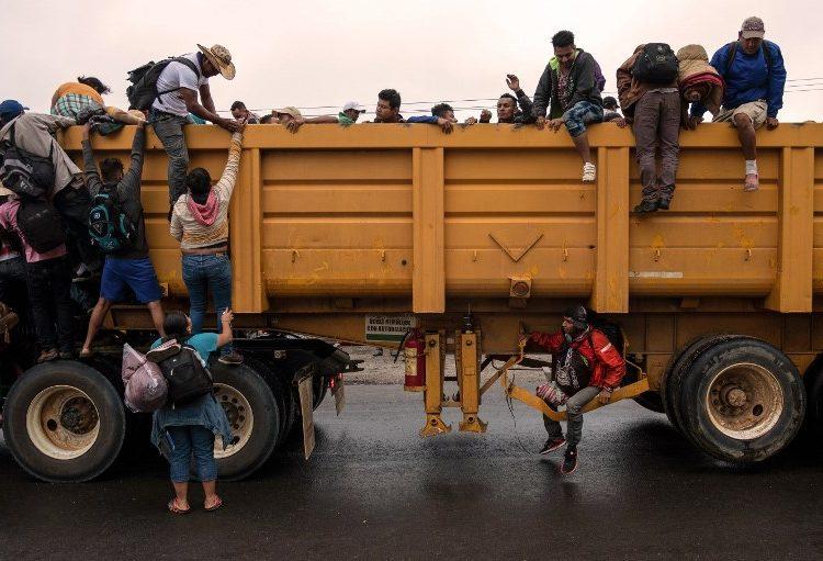 Consulado de Honduras denuncia el secuestro de 14 migrantes en Veracruz