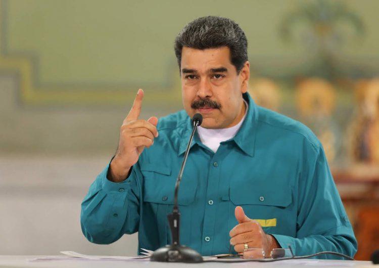 """Maduro culpa a Guaidó y a Leopoldo de engañar a militares para organizar """"escaramuza golpista"""""""