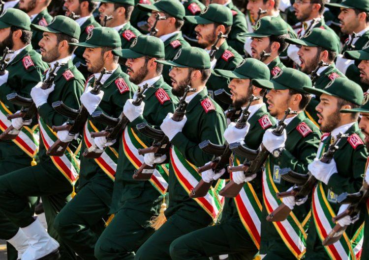 """Trump designa a los militares de élite de Irán como grupo """"terrorista"""""""