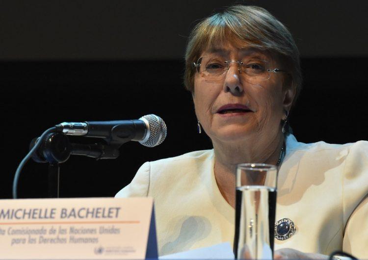 La impunidad y la falta de justicia desgarran a México, dice Bachelet