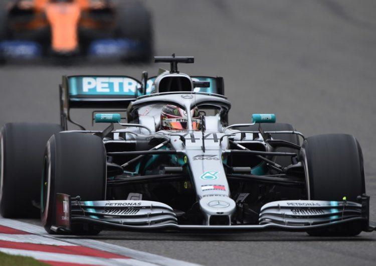 Lewis Hamilton gana el Gran Premio de Fórmula 1 de China