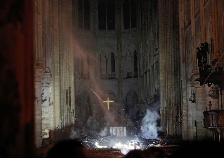 La importancia de la catedral de Notre Dame y el arte que podría perderse