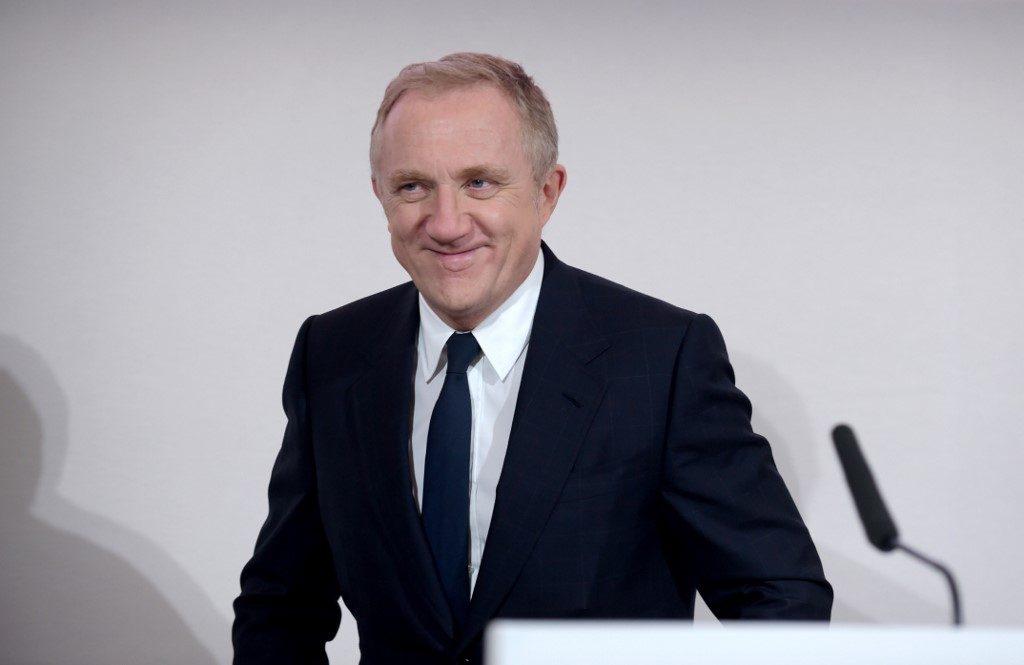 Francois-Henri Pinault donará 100 millones de euros para Notre Dame
