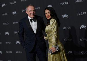El esposo de Salma Hayek donará 100 millones de euros para la reconstrucción de Notre Dame