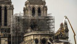 Investigan campaña fraudulenta para levantar fondos para Notre Dame