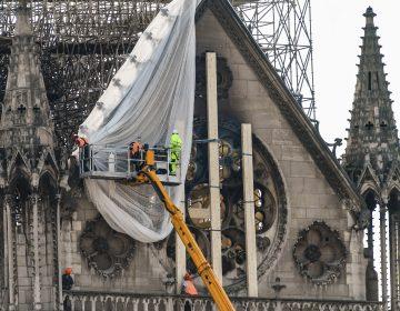 """Construirán en París una catedral """"efímera"""" mientras reconstruyen Notre Dame"""