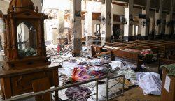 Pascua violenta en Sri Lanka: Ataques contra iglesias y hoteles…
