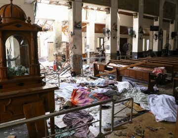 Pascua violenta en Sri Lanka: Ataques contra iglesias y hoteles dejan 207 muertos