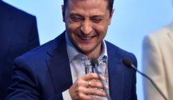 Volodimir Zelenski: El cómico que se convirtió en presidente de…