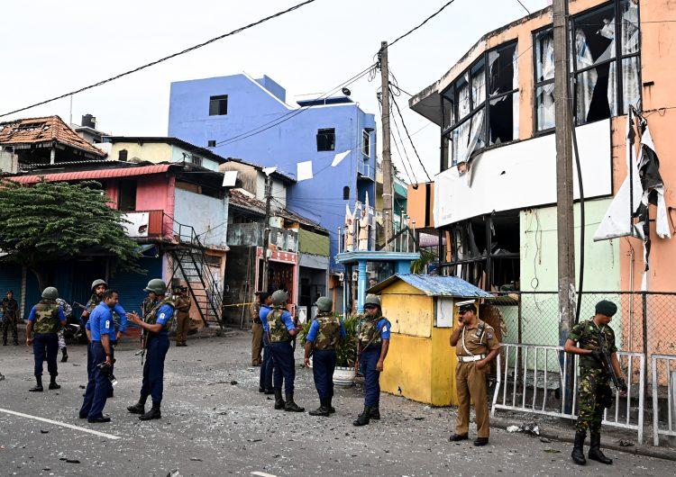 El Estado Islámico se reivindica atentados en Sri Lanka que dejaron 321 muertos