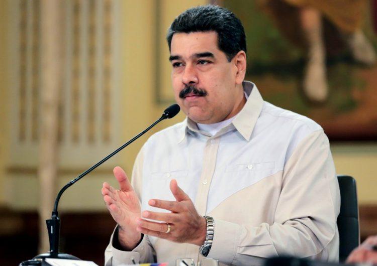 Maduro iba a huir de Venezuela pero fue disuadido por Rusia de quedarse, según Pompeo