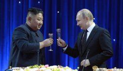 Qué pasó en la reunión entre Kim y Putin y…