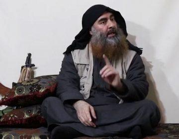 El jefe del Estado Islámico reaparece en un video y admite derrota en Siria