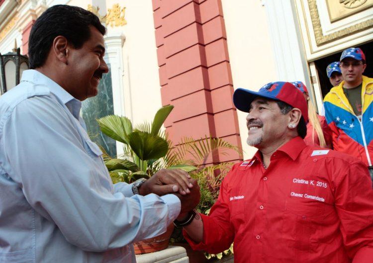 """""""Este triunfo lo quiero dedicar a Nicolás Maduro y a toda Venezuela"""
