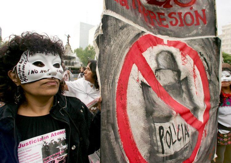 En una reunión a puerta cerrada en Segob, este jueves se instalará la mesa de diálogo para el cumplimiento de la sentencia del caso Atenco. Foto: AFP/Archivo