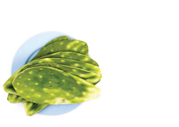 El nopal y el amaranto, entre los 50 alimentos del futuro