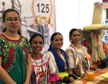 "Festeja mercado ""Benito Juárez"" 125 años"