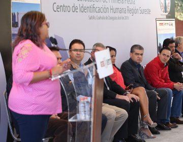Crean centro de identificación humana para localizar desaparecidos en Coahuila