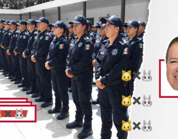 Promesa de capacitar y equipar a la policía de Tijuana es ambigua y vieja