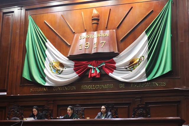 Amonestan a ocho integrantes del Congreso Estatal por no presentar declaraciones