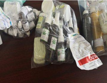 Decomisa ISSEA productos de marihuana en la FNSM