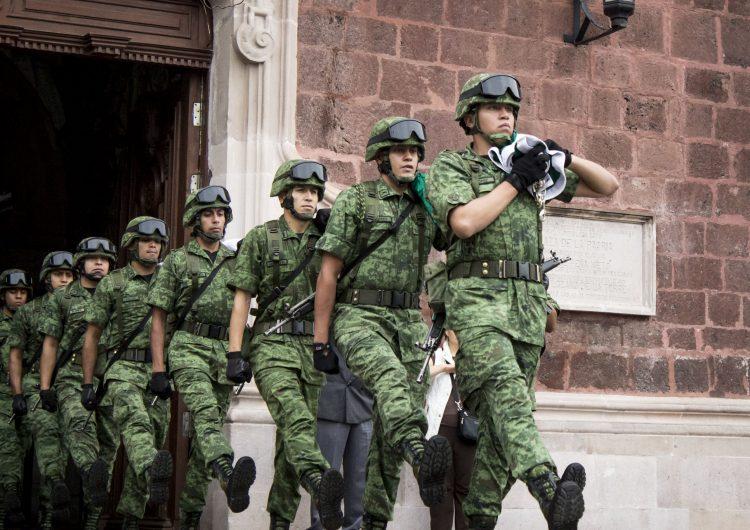 Oculta SEDENA información que vulnera vidas mexicanas: CIDE