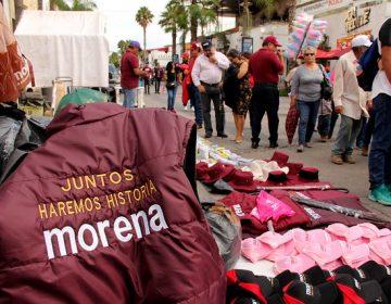 Persiste división en MORENA; presentan nueva planilla de candidatos