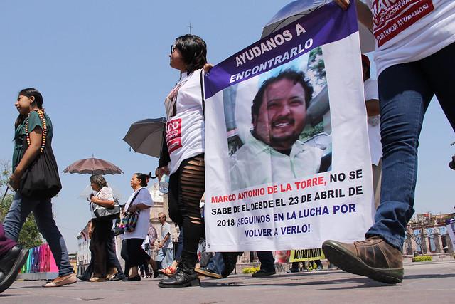 Se crea Fiscalía Especializada en búsqueda de personas desaparecidas en Aguascalientes