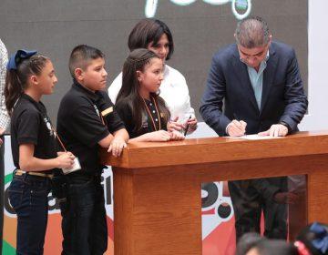 Conoce a la niña encargada de promover los derechos de la infancia en Coahuila