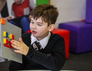 Lego anuncia nuevos bloques de braille para niños con discapacidad visual