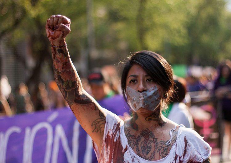 Ante un Estado indolente, visibilizar violencia contra mujeres es nodal