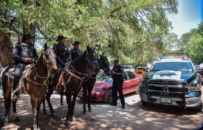 Implementan operativo de Protección Civil por Semana Santa en Aguascalientes