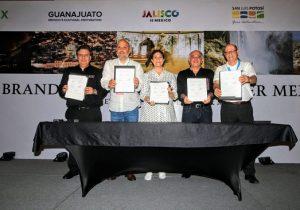 Estados del Bajío firman acuerdo para impulsar destinos turísticos