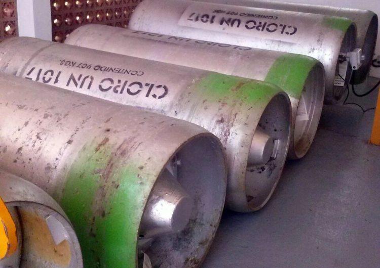 ALERTA |Activan protocolos de seguridad tras robo de gas cloro en Guanajuato