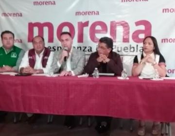 Candidatura de Miguel Barbosa a la gubernatura de Puebla sigue firme