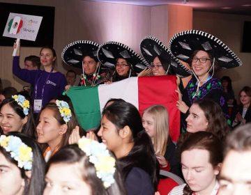 Estudiantes mexicanas ganan 3 medallas y una mención en Olimpiada Europea Femenil de Matemáticas