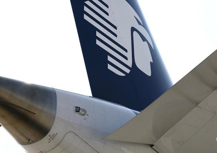 Aeroméxico reanuda operaciones de la ruta Saltillo-CDMX
