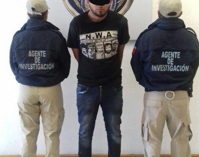"Detienen a ""El Titi"", líder del Cártel de Santa Rosa de Lima"