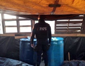 Hallan 400 litros de combustible robado en Celaya