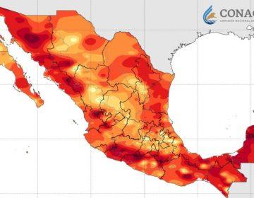 ¡Mantente hidratado! Temperaturas altas continúan en Guanajuato