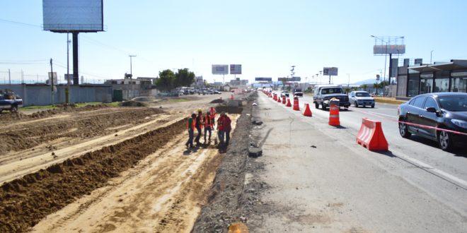 Inician este lunes obras en la carretera México-Pachuca; durarán cuatro meses