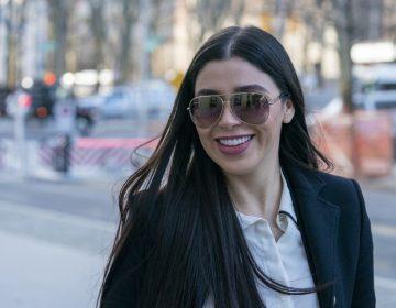 Emma Coronel anuncia una línea de ropa que llevará el nombre de su esposo, Joaquín Guzmán Loera