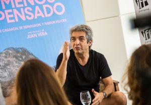 Los problemas de pareja son problemas con uno mismo: Ricardo Darín