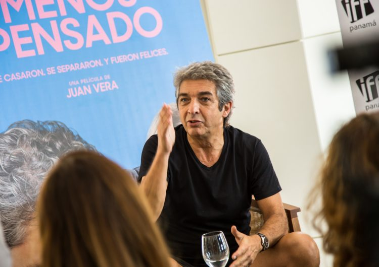 cine, festival, amor, problemas de pareja, Ricardo Darín, Panamá