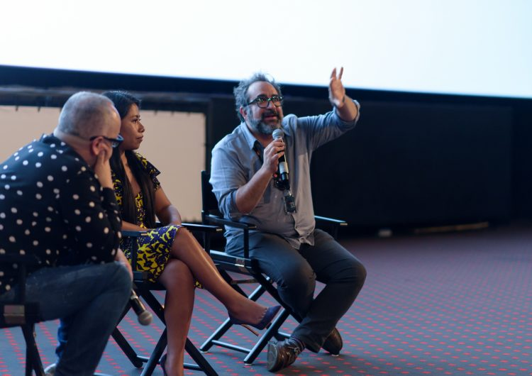 cine, Panamá, Festival, director de arte, Eugenio Caballero