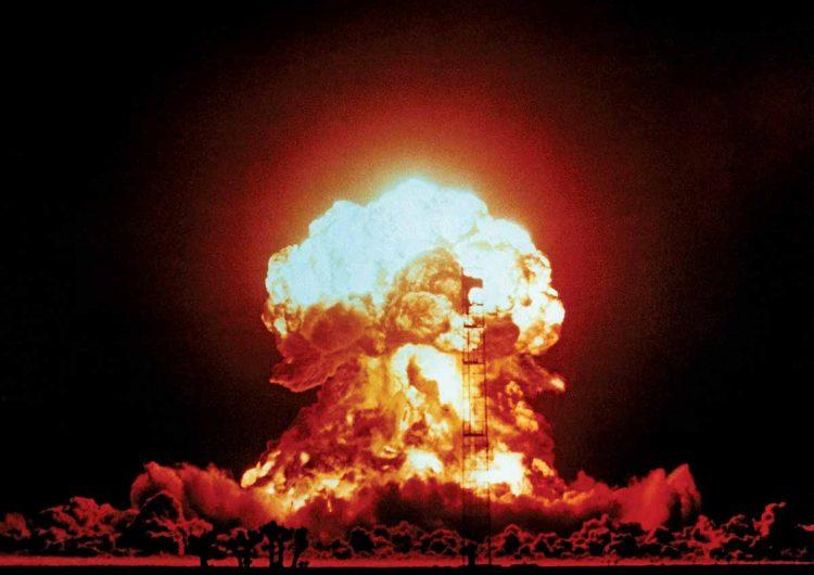 Los desconocidos efectos de Trinity, la primera prueba nuclear de EU