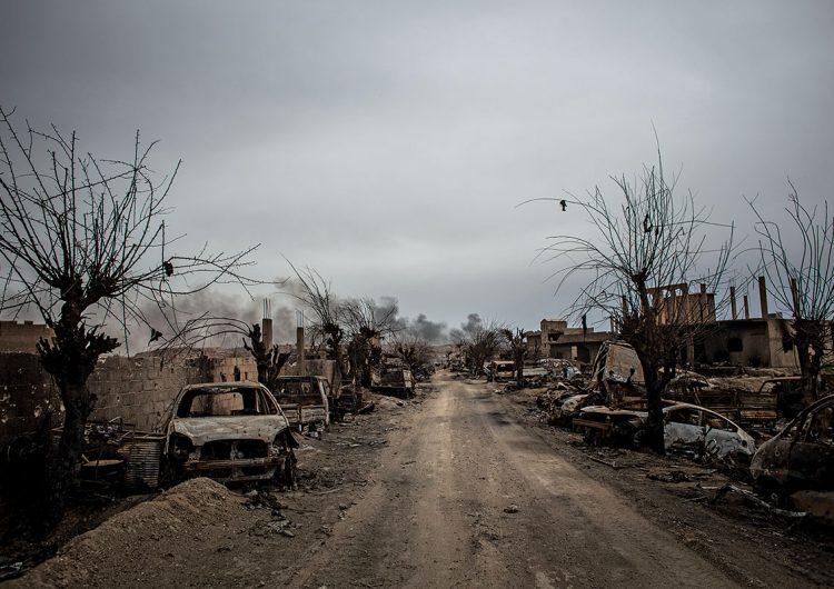 ¿El Estado Islámico ha sido derrotado?