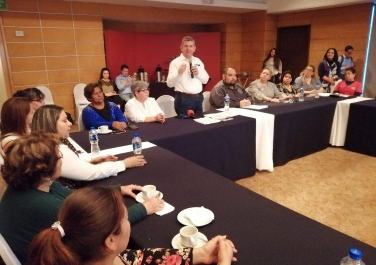 """El PAN ha hecho """"muchísimas cosas buenas"""" en Baja California: Vega Marín"""
