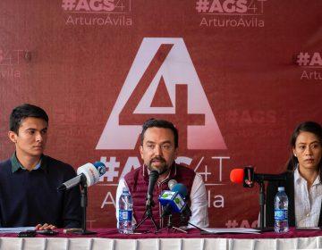 Es Arturo Ávila candidato a alcaldía de Aguascalientes por Morena