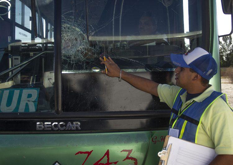 Inicia operativo de supervisión a transporte público